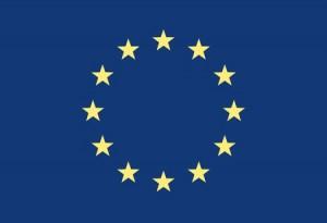 European flag symbol image